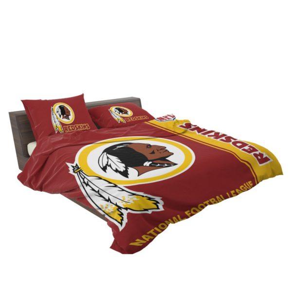 NFL Washington Redskins Bedding Comforter Set 4 3 600x600 - NFL Washington Redskins Bedding Comforter Set