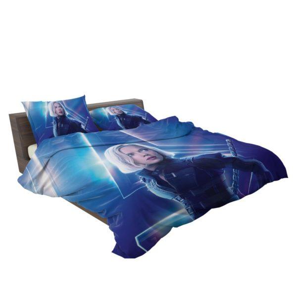 Natasha Romanoff Black Widow Marvel Avenger Bedding Set3