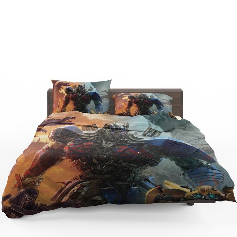 Optimus Prime Transformers The Last Knight Bedding Set