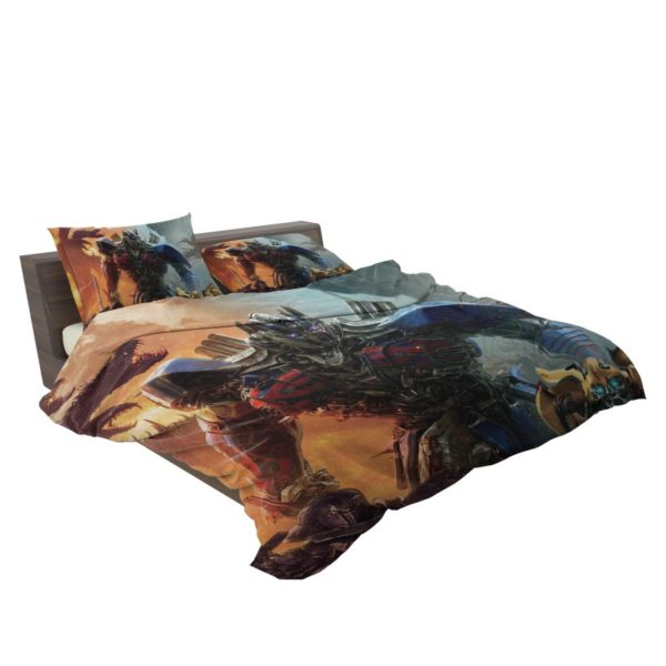 Optimus Prime Transformers the Last Knight Bedding Set3