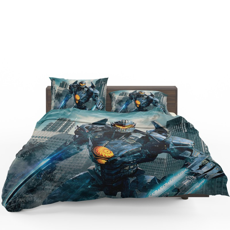 Pacific Rim Uprising Gipsy Avenger Bedding Set Ebeddingsets