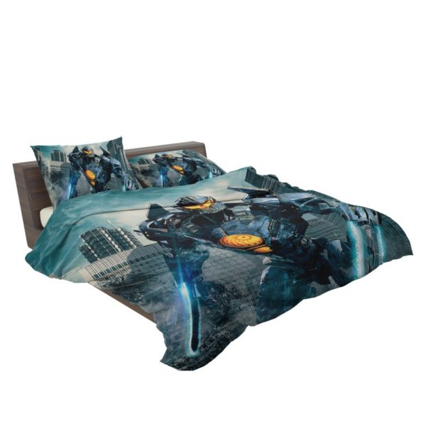 Pacific Rim Uprising Gipsy Avenger Bedding Set3 600x600 - Pacific Rim Uprising Gipsy Avenger Bedding Set