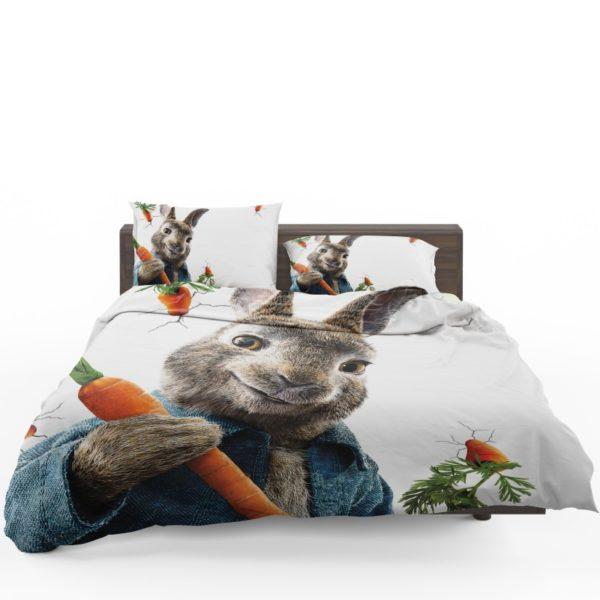 Peter Rabbit Animation Movie Bedding Set
