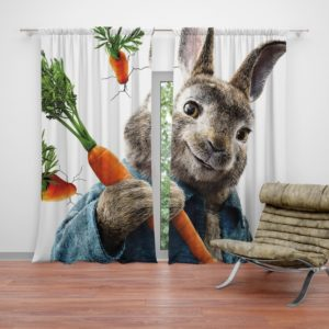 Peter Rabbit Animation Movie Curtain