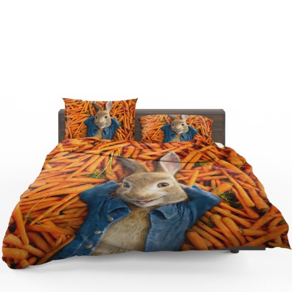 Peter Rabbit Movie Bedding Set