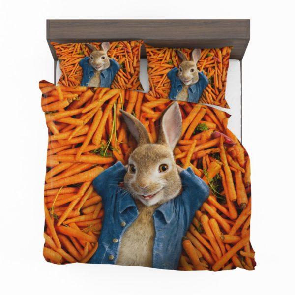 Peter Rabbit Movie Bedding Set2