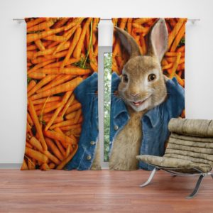 Peter Rabbit Movie Curtain