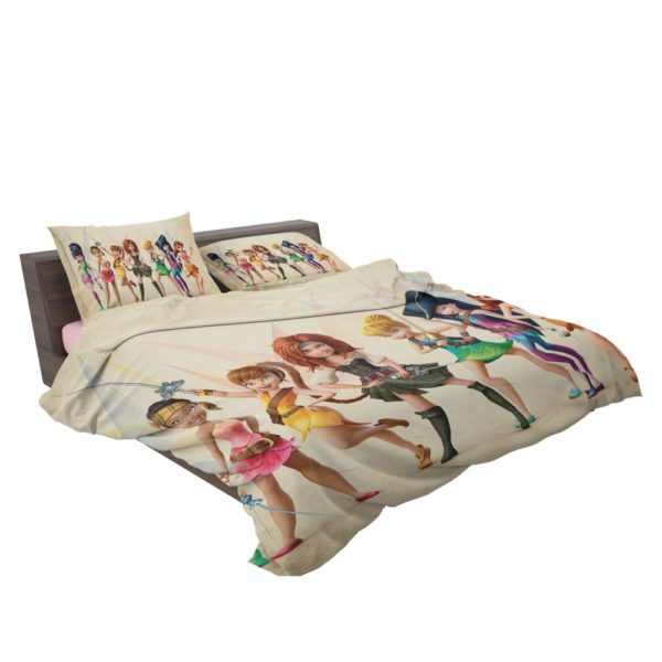 Pirate Fairy the Pirate Fairy Little Girls Bedding Set 2