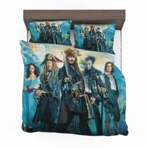 Pirates of the Caribbean Dead Men Bedding Set2 300x300 - Shop By Movie