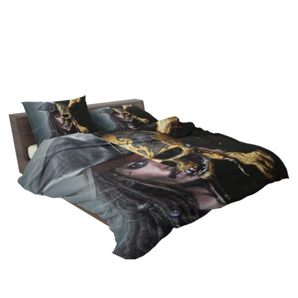 Pirates of the Caribbean Johnny Depp Bedding Set3