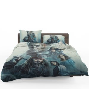 Pirates of the Caribbean Salazar Revenge Bedding Set