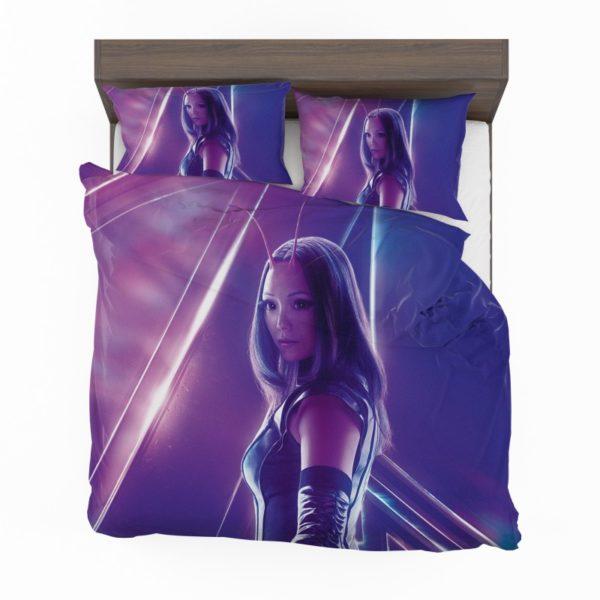 Pom Klementieff Mantis Avengers Infinity War Bedding Set2