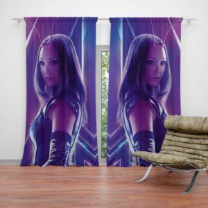 Pom Klementieff Mantis Avengers Infinity War Curtain