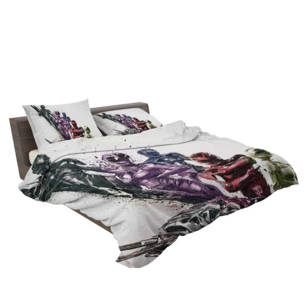 Power Rangers 5 Movie Themed Bed Linen Set3 600x600 - Power Rangers 5 Movie Themed Bed Linen Set