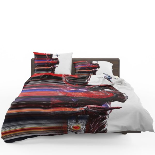 Power Rangers the Red Ranger Bedding Set