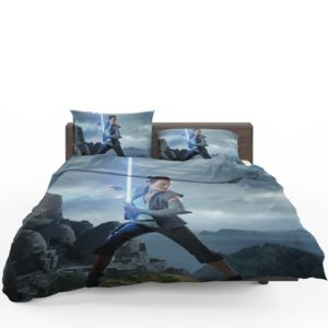 Rey Star Wars The Last Jedi Daisy Ridley Bedding Set