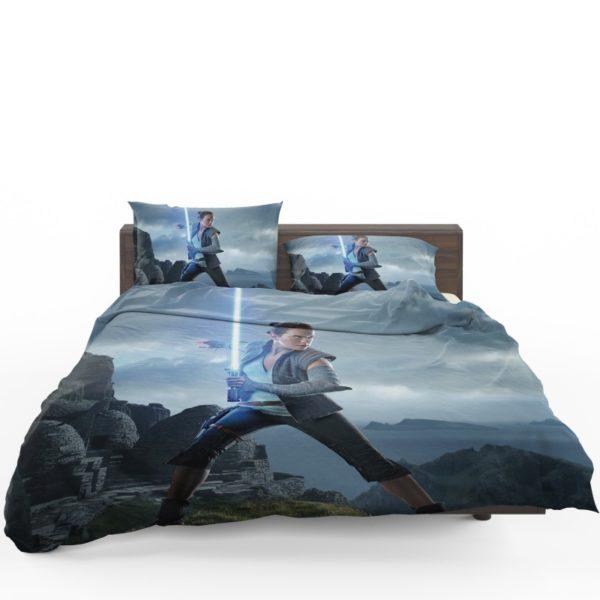 Rey Star Wars The Last Jedi Daisy, Star Wars Bedding Queen