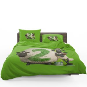 Shaun The Sheep movie Bedding Set