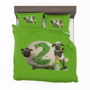 Shaun The Sheep movie Bedding Set2 300x300 - Shop By Movie