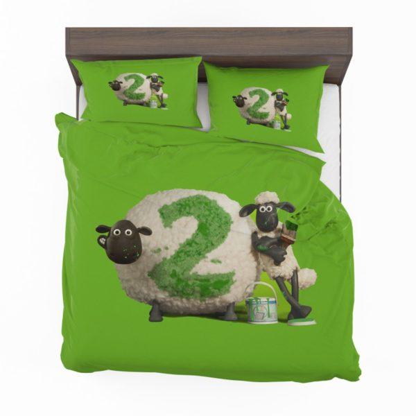 Shaun The Sheep movie Bedding Set2