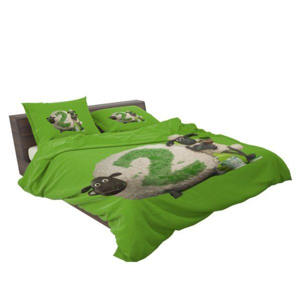 Shaun The Sheep movie Bedding Set3