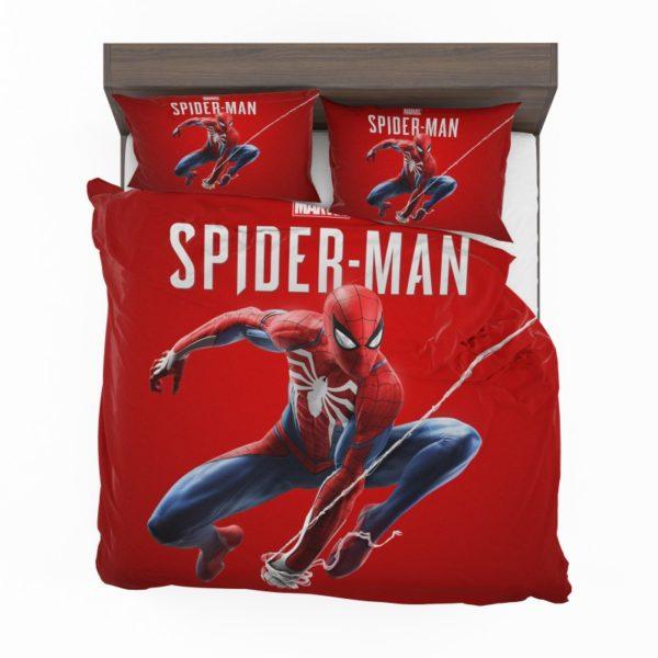 Spider Man Comics Marvel Avengers Bedding Set2