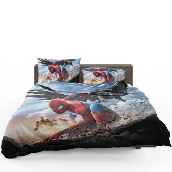Spider Man Home Coming Bedding Set
