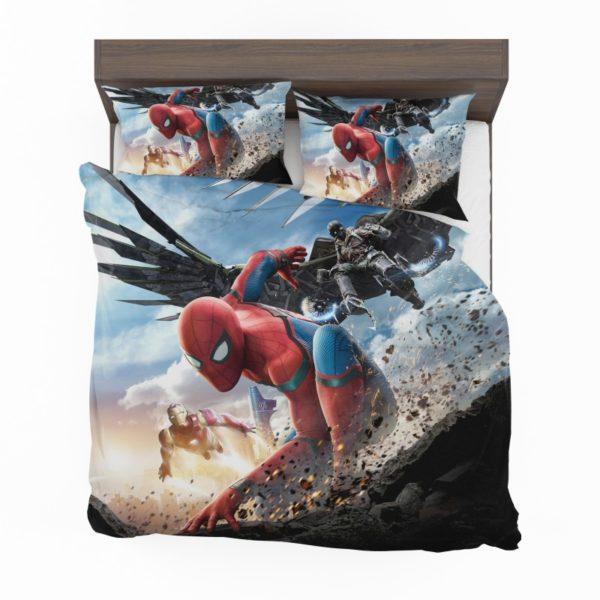 Spider Man Home Coming Bedding Set2