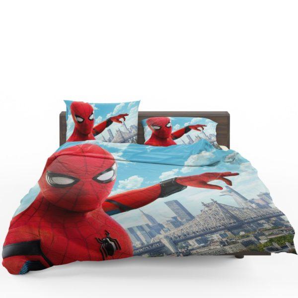 Spider Man Home Coming Comforter Set