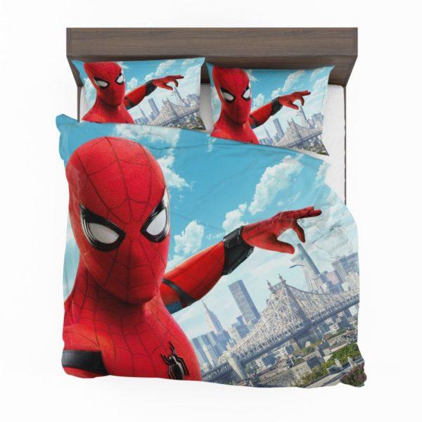 Spider Man Home Coming Comforter Set2