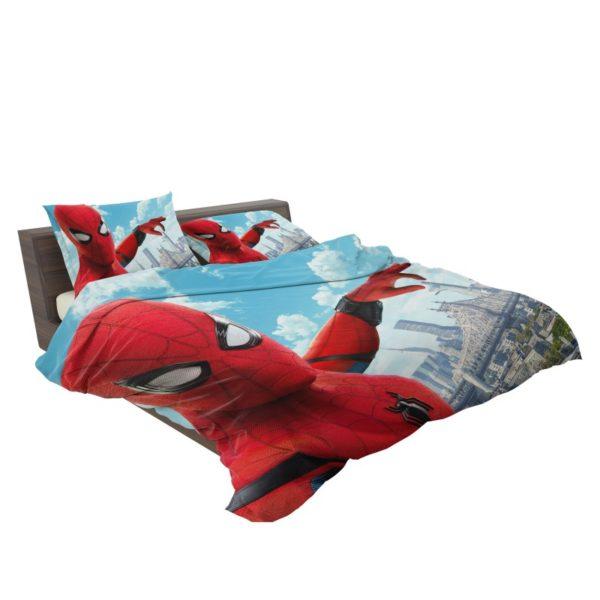 Spider Man Home Coming Comforter Set3