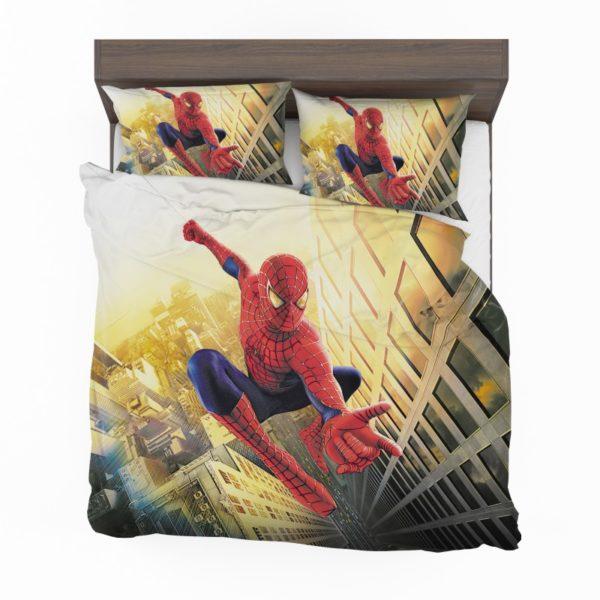 Spider Man Marvel Comics Avengers Comforter Set2