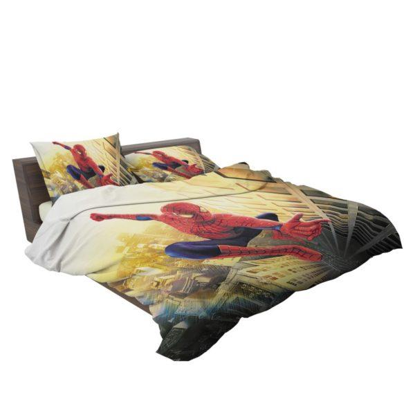 Spider Man Marvel Comics Avengers Comforter Set3