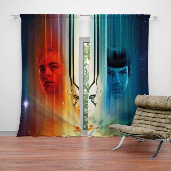 Star Trek Beyond Movie Curtain