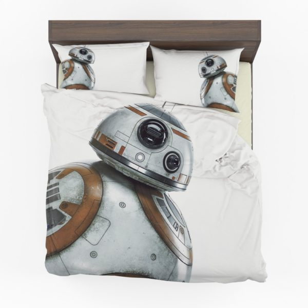 Star Wars Force Awakens Sci-Fi Disney Action Futuristic Bedding Set (1)