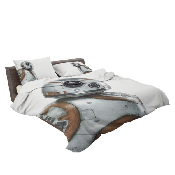 Star Wars Force Awakens Sci Fi Disney Action Futuristic Bedding Set 2