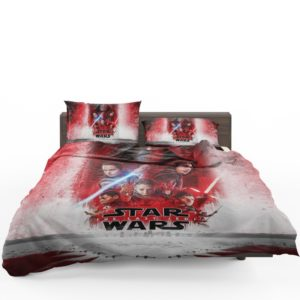 Star Wars The Last Jedi Bedding Set