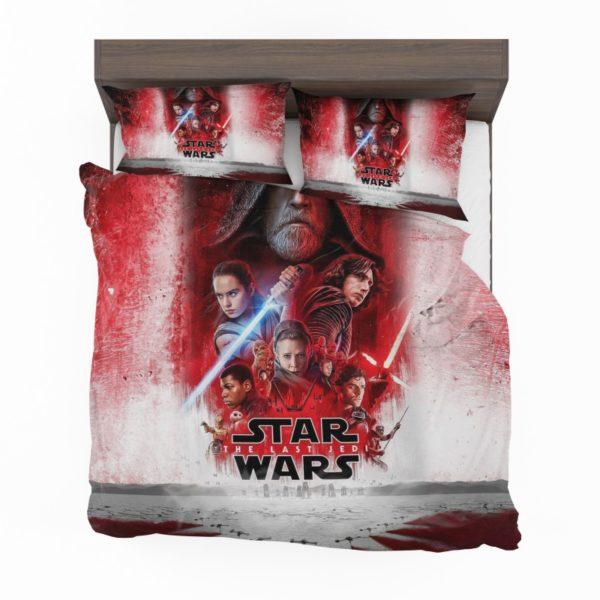 Star Wars The Last Jedi Bedding Set2
