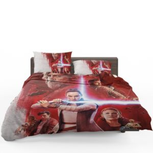 Star Wars The Last Jedi Comforter Set