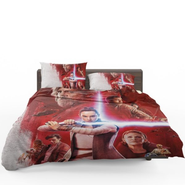 Star Wars The Last Jedi Comforter Set