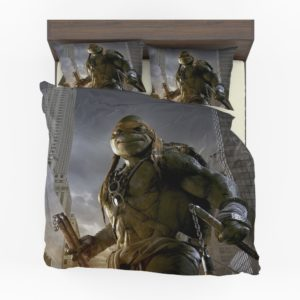 Teenage Mutant Ninja Turtles Michelangelo Bedding Set