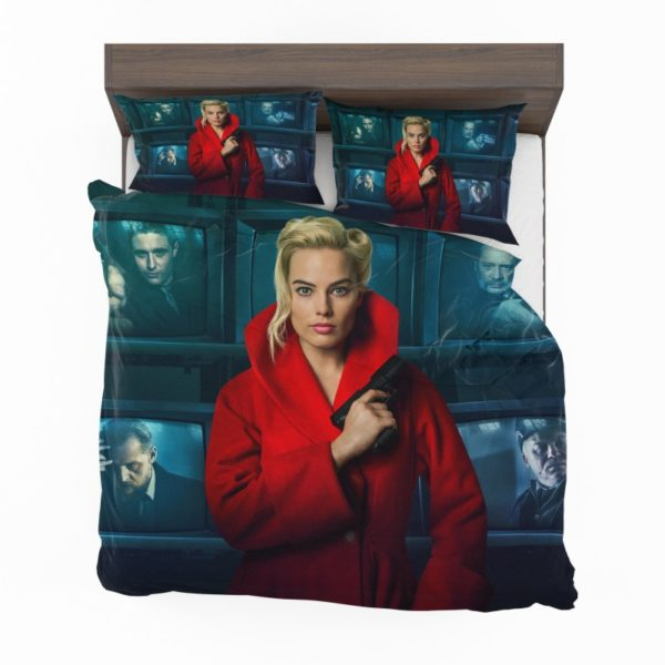 Terminal Margot Robbie Bedding Set2