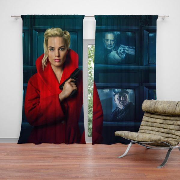 Terminal Margot Robbie Curtain