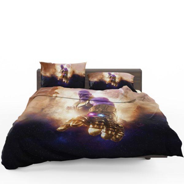Thanos Avengers Infinity War Bedding Set