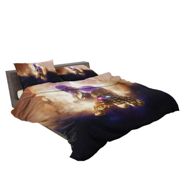 Thanos Avengers Infinity War Bedding Set3