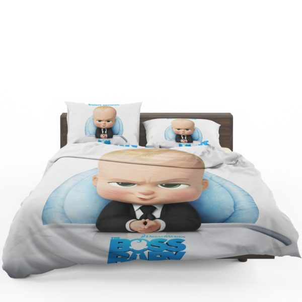The Boss Baby Animation Movies Bedding Set
