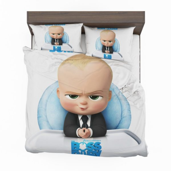 The Boss Baby Animation Movies Bedding Set2