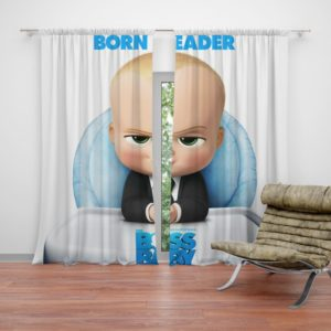 The Boss Baby Animation Movies Curtain