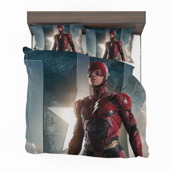 The Flash Justice League Bedding Set2