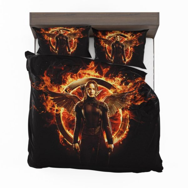 The Hunger Games Movie Bedding Set2